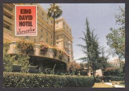 81205/ JERUSALEM, *King David* Hotel - Israël