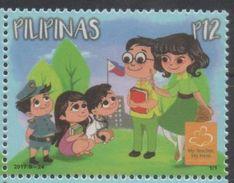 PHILIPPINES, 2017, MNH, TEACHERS MONTH, EDUCATION, 1v - Jobs