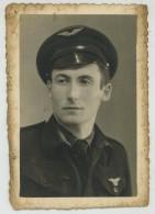 Aviation . Portrait D'un Aviateur . Vers 1947 . - Aviation