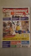 COLLECTIONNEUR CHINEUR N° 151 JUIN 2013 JOUETS - CARTES POSTALES ILLUSTRATEURS - OUVRE BOITES - CIGOGNES - Antichità & Collezioni