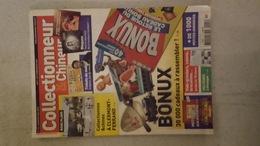 COLLECTIONNEUR CHINEUR N°121 MARS 2012 BONUX - TICKETS DE METRO - DISQUES - Collectors