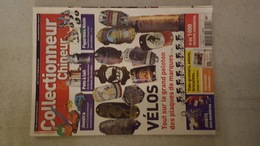 COLLECTIONNEUR CHINEUR N°120 FEVRIER 2012 PLAQUES DE VELO - JOUSTRA - POTS A LAIT - NININ - Brocantes & Collections