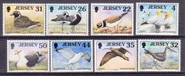 Jersey 1998, Sea Birds Definitives (Part 3) - Unmounted Mint NHM - Jersey