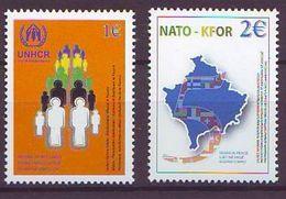 Kosovo - 2003, UN Issues Kosovo, NATO Presence & Return Of Refugees - Mnh - Kosovo