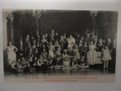 CHATEL GUYON FETES DE NUIT ET BALS TRAVESTIS EN 1922 AU SPENDID HOTEL - Châtel-Guyon