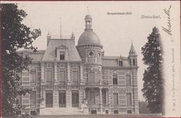 Brasschaat Brasschaet Hof J. Van Wesenbeeck ZELDZAAM Kasteel Chateau Park (In Zeer Goede Staat) - Brasschaat