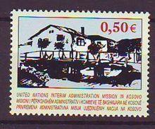 Kosovo - 2003, UN Issues Kosovo, 2004, 2004, Art 1v  - Mnh - Kosovo
