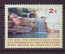 Kosovo - 2004, UN Issues Kosovo, 2004, Mirusha Waterfall 1v  - Mnh - Kosovo