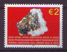Kosovo - 2005, UN Issues Kosovo, 2005, Minerals 1v   - Mnh - Kosovo