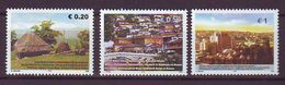 Kosovo - 2005, UN Issues Kosovo, 2005, Typical Cities, Towns And Villages 3v - Mnh - Kosovo