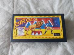 Magnifique Figurine De Cirque Dompteur Et Son Lion  Britains Circus - Figurines