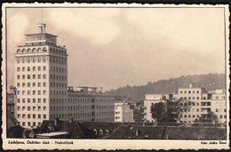 Slovenia Ljubljana 1939 / Dukicev Blok - Neboticnik - Eslovenia