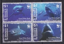 St. Vincent & The Grenadines 2006 MNH**- WWF - St.-Vincent En De Grenadines
