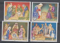 Jersey 1998, Christmas - Unmounted Mint NHM - Jersey