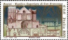 1999 - Basilica Di S. Francesco In Assisi - Nuovo - 1991-00:  Nuovi