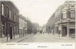 MOUSCRON - Rue De Tournai - Imp. Stockman - Mouscron - Möskrön