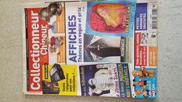 COLLECTIONNEUR CHINEUR N°113 NOVEMBRE 2011  BIBENDUM MICHELIN -  AFFICHES - CASQUES - Brocantes & Collections