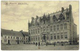 MOUSCRON - Hôtel De Ville - Moeskroen
