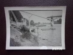 Passerelle De Bry Sur Marne En 1940 - Lieux
