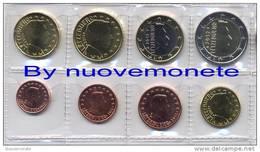 Lussemburo Luxembourg Gli 8 Valori 2012 Da 1 Cent A 2 Euro - Lussemburgo