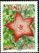 Monaco Obl. N° 2368 - Noel, Fleur - Monaco