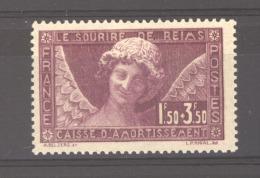 06657  -  France  :   Yv  256  ** - Caisse D'Amortissement