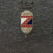 Badge (Pin) ZN006175 - Automobile (Car) Yugoslavia Croatia Auto Moto Drustvo Zagreb - Badges