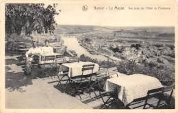 NAMUR - La Meuse - Vue Prise De L'Hôtel Du Panorama. - Namen