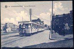 Blankenberge : Vue Des Monuments  // TRAM In Close Up - Blankenberge