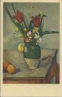 Paul Cezanne - Flowers And Fruit - Peintures & Tableaux