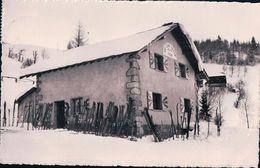 Saxon, Cabane De Ski La Luy, Ski Club Saxon (25.7.1947) - VS Valais