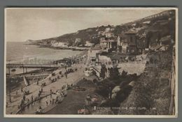 V2500 VENTNOR FROM THE EAST CLIFF ISLE OF WIGHT VG SB FP (m) - Ventnor
