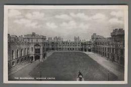 V2514 WINDSOR CASTLE THE QUADRANGLE Berkshire FP (m) - Windsor Castle