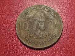 Perou - 10 Sols 1978 7205 - Peru