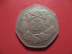 Grande-Bretagne - 50 Pence 1973 7124 - 1971-… : Monnaies Décimales