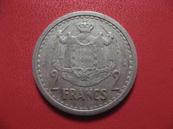 Monaco - 2 Francs ND Louis II 7238 - Monaco