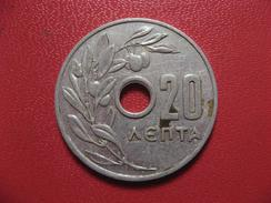 Grèce - 20 Lepta 1954 7549 - Grecia