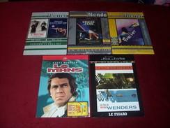 PROMO 5 DVD  CLASSIQUES ° STEVE  Mc QUEEN LE MANS / VIM VENDERS / STEPHEN FREARS / FREDERICO FELINI - Classic