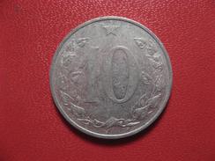 Tchecoslovaquie - 10 Haleru 1953 7314 - Czechoslovakia
