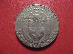 Panama - 1/4 De Balboa 1968 7407 - Panama