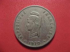 Territoire Français Des Afars Et Des Issas - 50 Francs 1970 7415 - Colonias