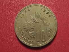 Maroc - 10 Santimat 1974-1394 7574 - Marruecos