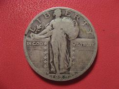 Etats-Unis - USA - Quarter Dollar 1929 S - Walking Liberty 6889 - Federal Issues