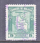 Bolivia  C 50    (o) - Bolivia