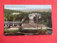 Trolley Casino At Mountain Park Holyoke- Massachusetts  Ref 2785 - Altri
