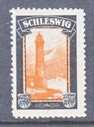 Schleswig  Mourning Label LOST COLONIES     * - Schleswig-Holstein