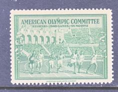 AMERICAN  OLYMPIC  COMMITTEE  HELSINKI  1940  ** - Finland