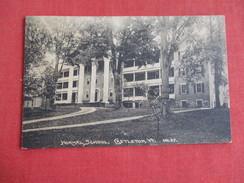 Normal School Castleton Vermont> Ref 2785 - United States