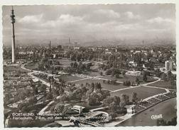 AK  Dortmund Blick über Den Westfalenpark 1965 ? - Dortmund