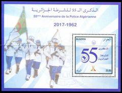 XD0927 Algerian 2017 Police Day National Flag MNH - Algeria (1962-...)
